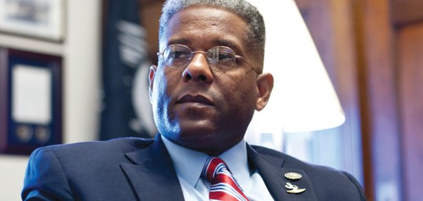 "War hero and former Republican congressman Allen West is asking how long it will take for ""you people"" – white Americans – to realize that their president ""abjectly despises"" them."